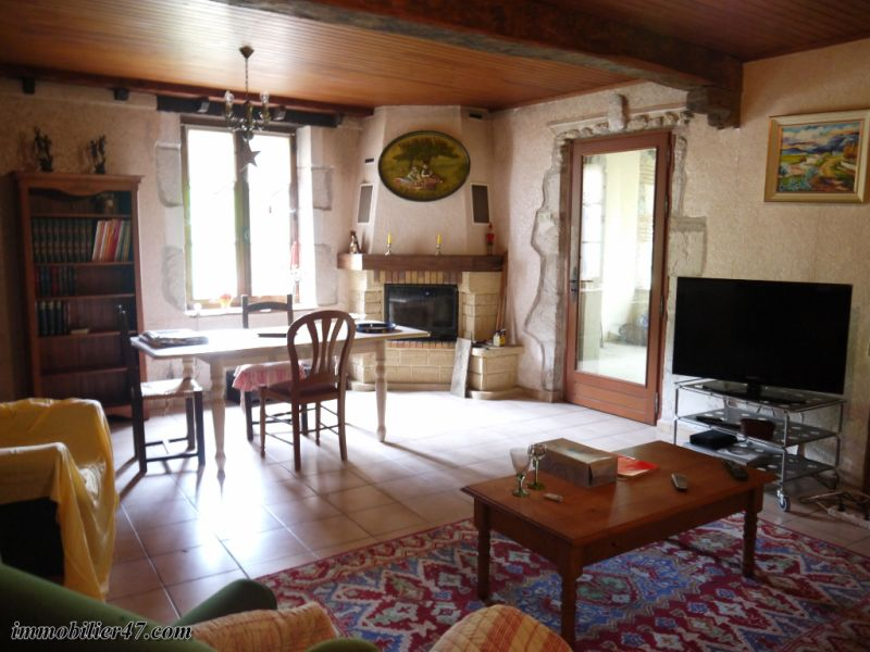 Verkoop  huis Laparade 135000€ - Foto 4