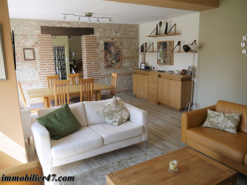 Sale house / villa Laparade 189000€ - Picture 3