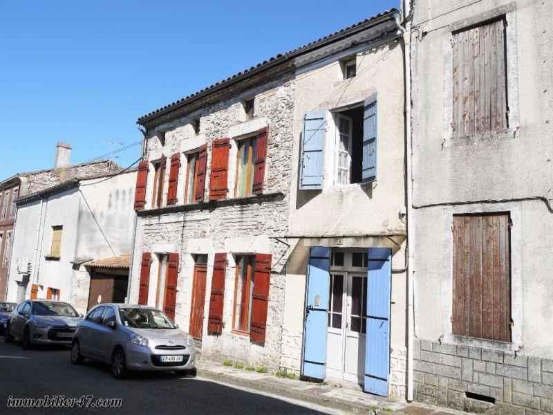 Verkoop  huis Monclar 149900€ - Foto 2