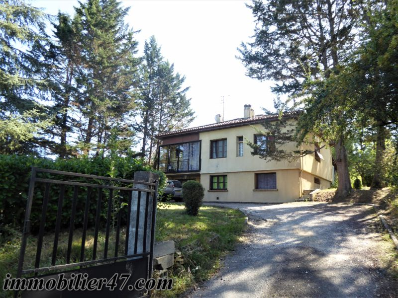 Vente maison / villa Sainte livrade sur lot 129 900€ - Photo 1