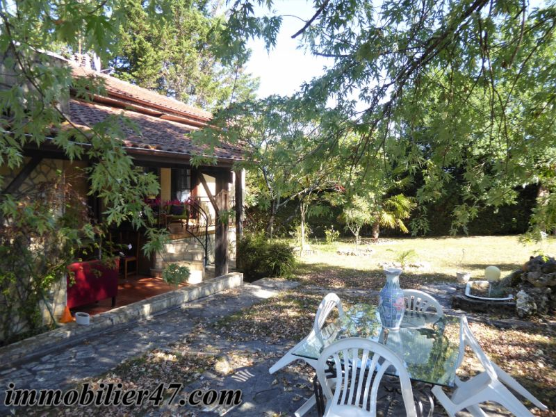 Vente maison / villa Sainte livrade sur lot 129 900€ - Photo 12
