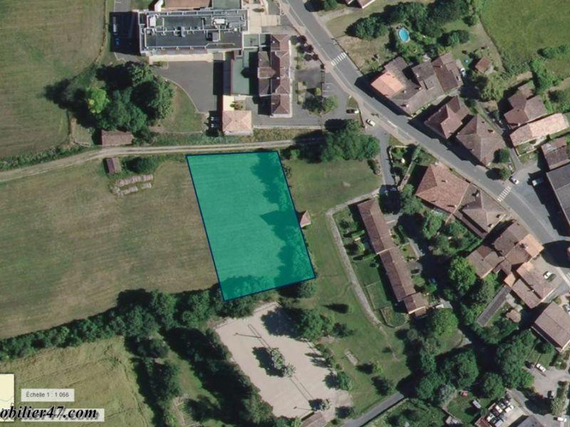 Verkoop  stukken grond Verteuil d agenais 24000€ - Foto 3