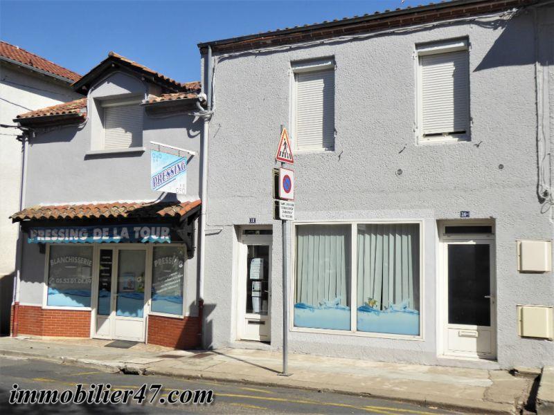 Vente immeuble Sainte livrade sur lot 149000€ - Photo 1