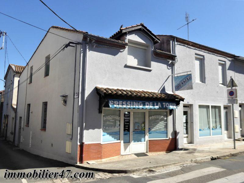 Vente immeuble Sainte livrade sur lot 149000€ - Photo 2