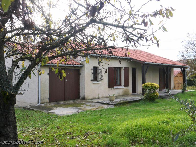 Sale house / villa Castelmoron sur lot 123000€ - Picture 1