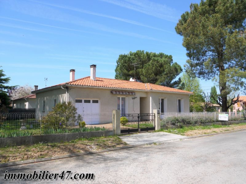 Vente maison / villa Sainte livrade sur lot 139 000€ - Photo 1