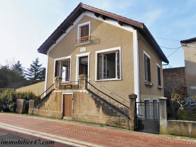Sale house / villa Castelmoron sur lot 75 600€ - Picture 2