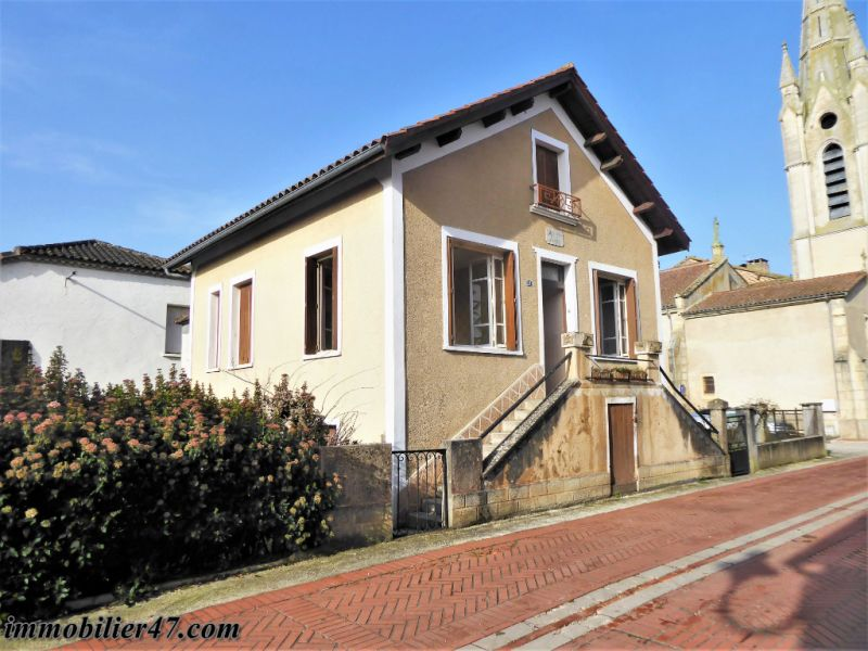 Sale house / villa Castelmoron sur lot 75 600€ - Picture 17