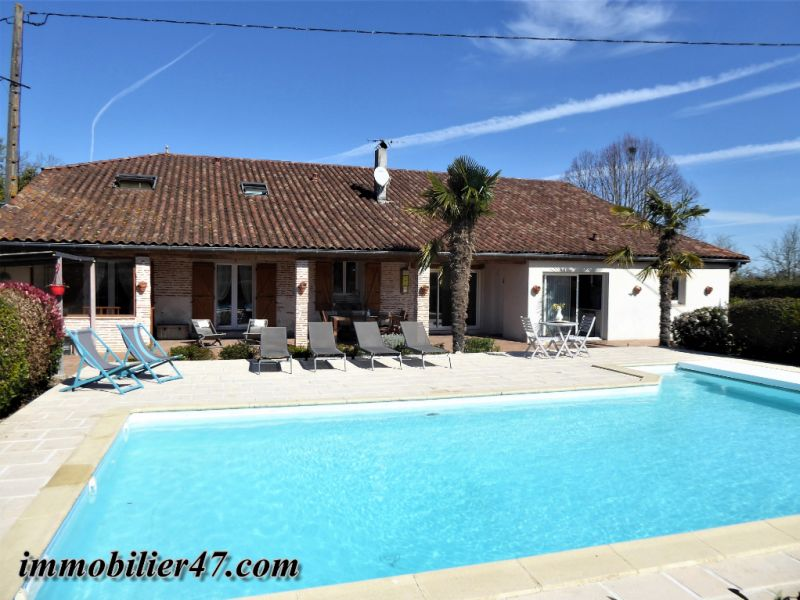 Sale house / villa Sainte livrade sur lot 399 000€ - Picture 5