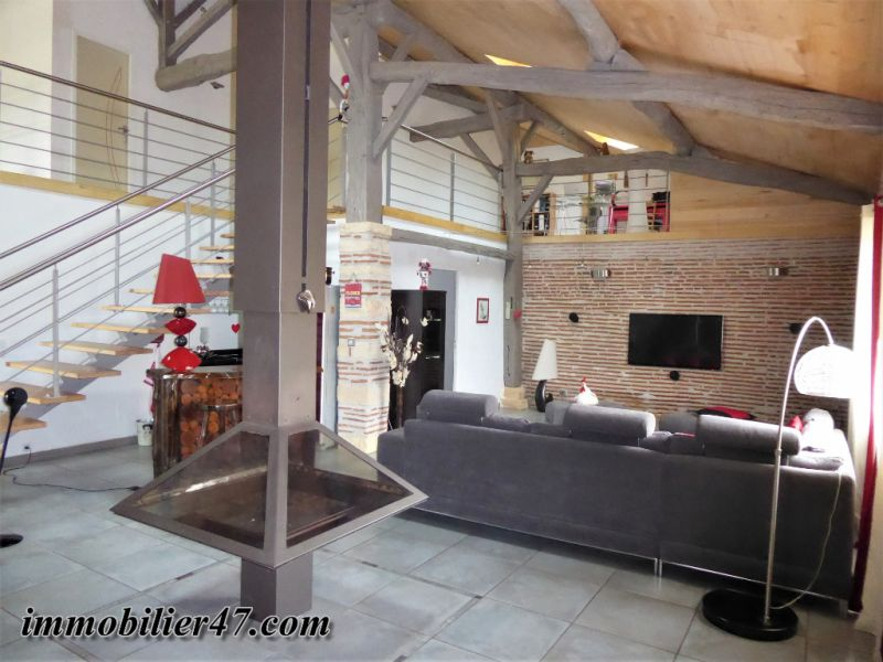 Sale house / villa Sainte livrade sur lot 399 000€ - Picture 9