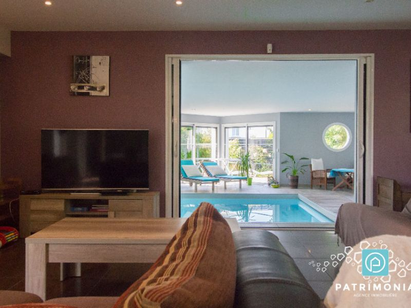 Sale house / villa Clohars carnoet 540800€ - Picture 6