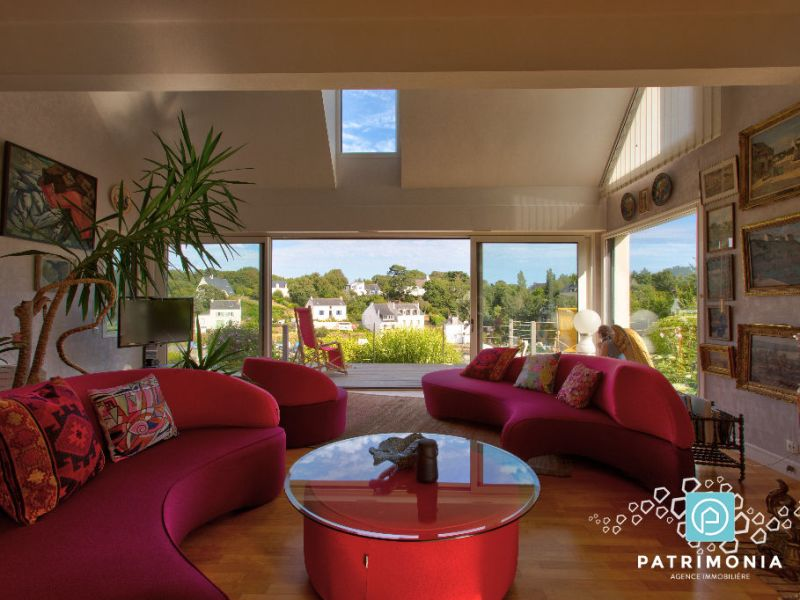Deluxe sale house / villa Clohars carnoet 1300000€ - Picture 2