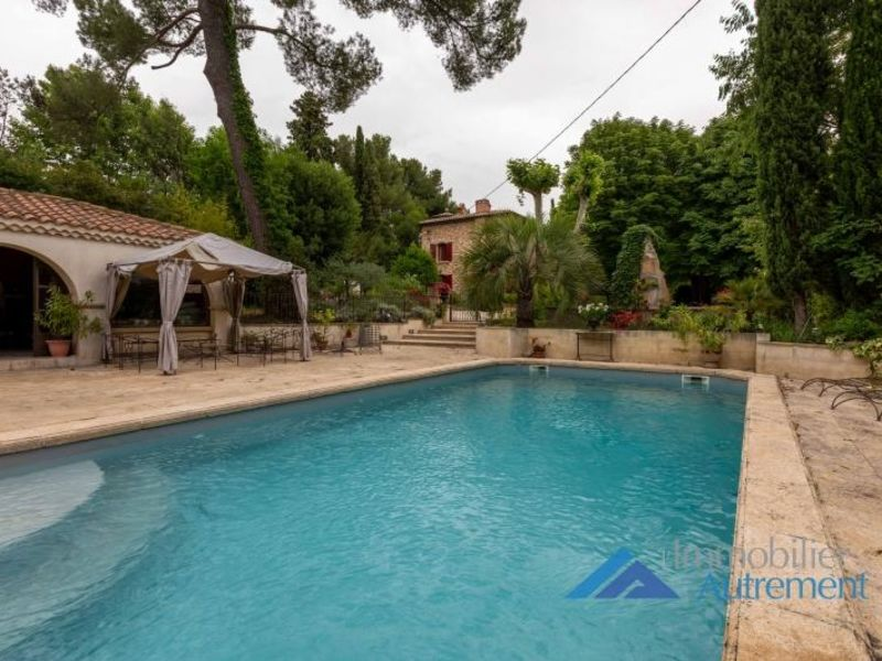 Sale house / villa Aix en provence 1880000€ - Picture 5