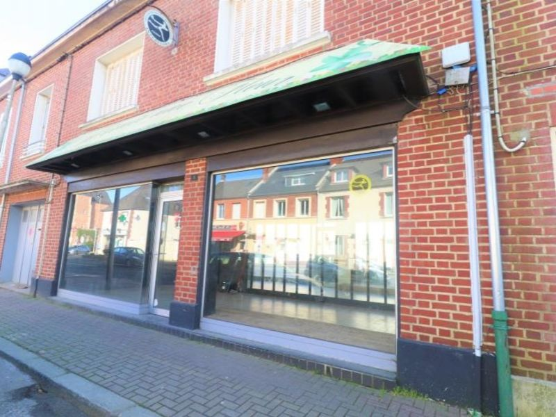 Location local commercial Crevecoeur le grand 1 000€ HC - Photo 1