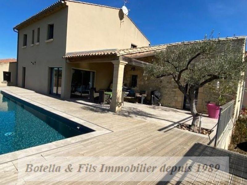 Vente maison / villa Uzes 854000€ - Photo 1