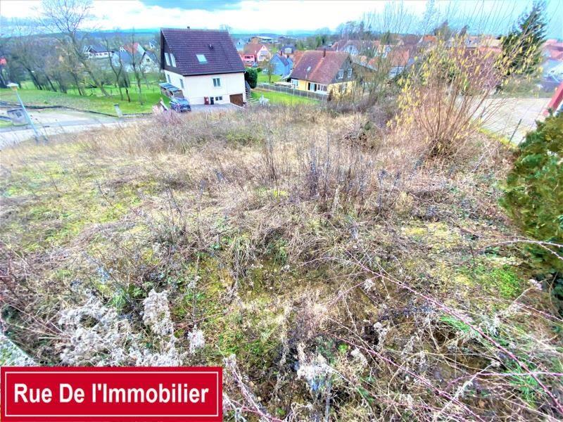 Vente terrain Melsheim 66000€ - Photo 4