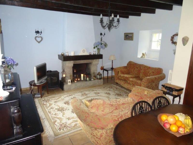 Vente maison / villa Trebrivan 133750€ - Photo 3
