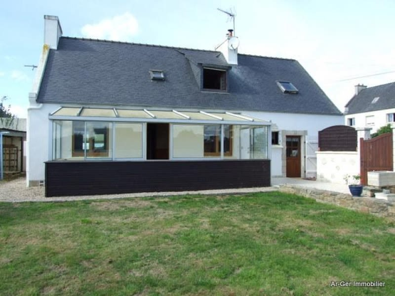 Vente maison / villa Plougasnou 139100€ - Photo 2