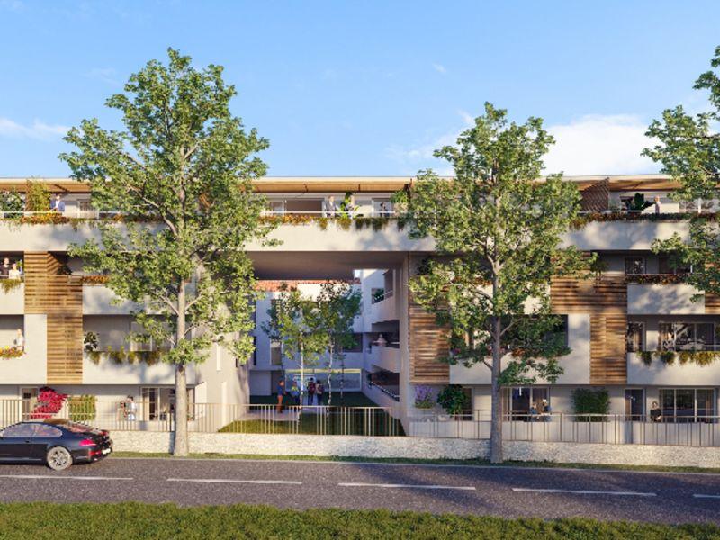 New home sale building Vendargues  - Picture 2
