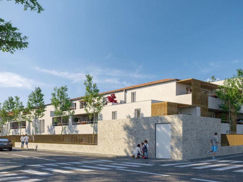 New home sale building Vendargues  - Picture 3
