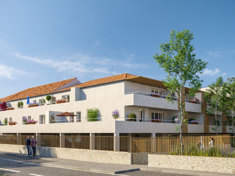 New home sale building Vendargues  - Picture 5