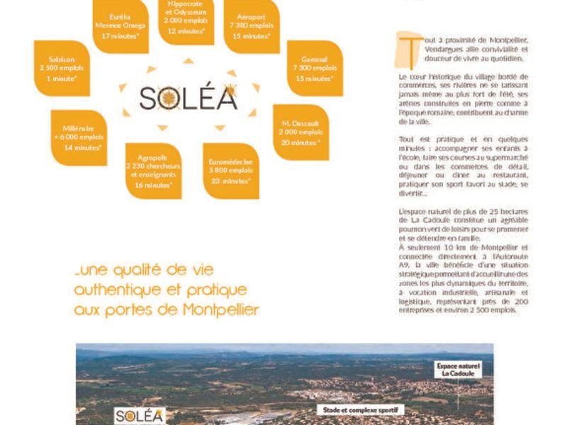 New home sale building Vendargues  - Picture 8