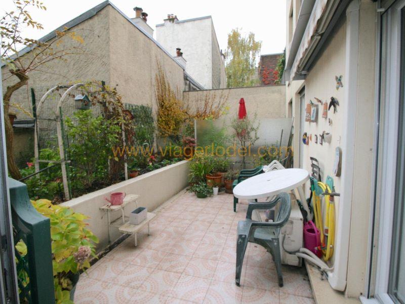 Verkauf auf rentenbasis wohnung Paris 19ème 245000€ - Fotografie 2