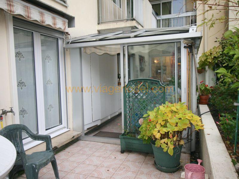 Life annuity apartment Paris 19ème 245000€ - Picture 3