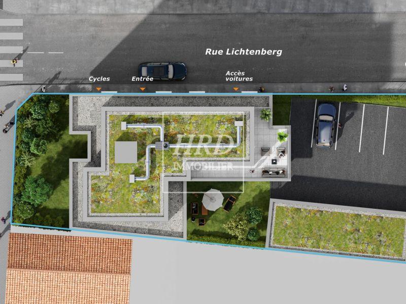 Investimento apartamento Illkirch-graffenstaden 172000€ - Fotografia 3