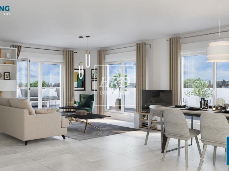 Investimento apartamento Illkirch-graffenstaden 172000€ - Fotografia 2