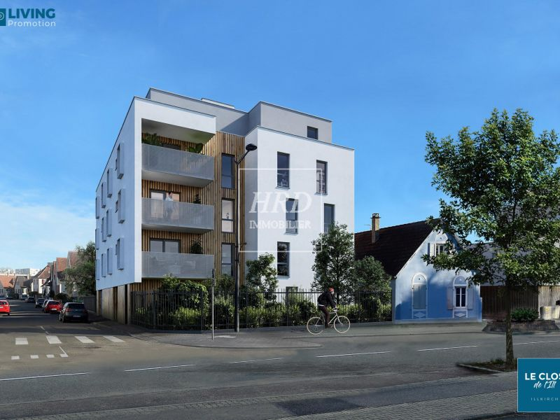 Investimento apartamento Illkirch-graffenstaden 172000€ - Fotografia 1