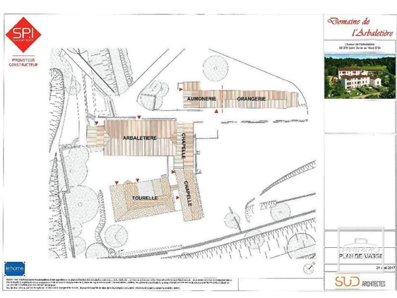 Vente appartement Saint didier au mont d or 825000€ - Photo 12