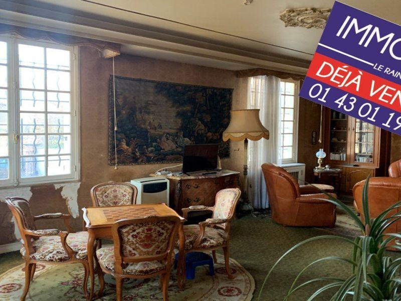 Sale house / villa Livry-gargan 329000€ - Picture 1