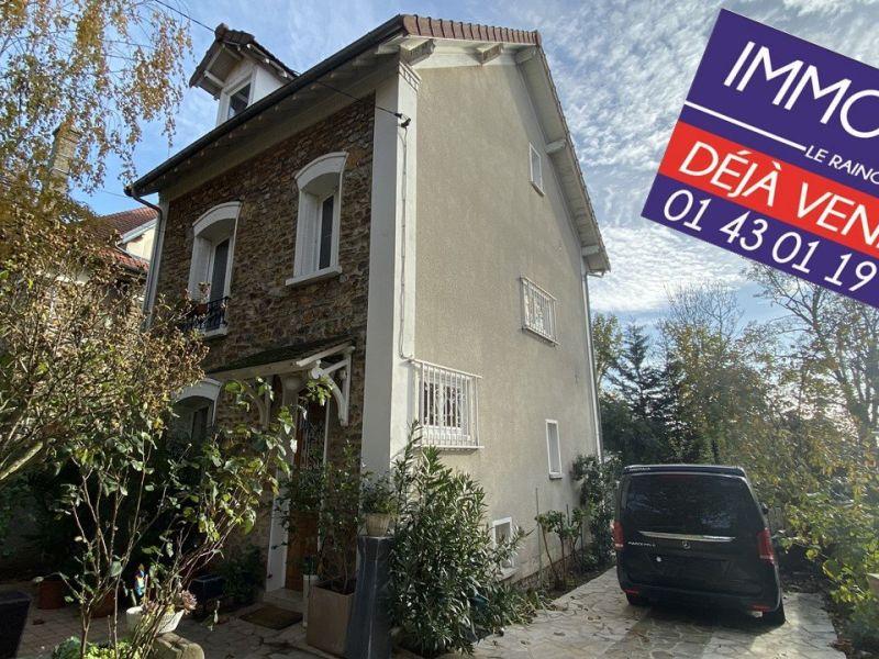 Sale house / villa Le raincy 619000€ - Picture 1