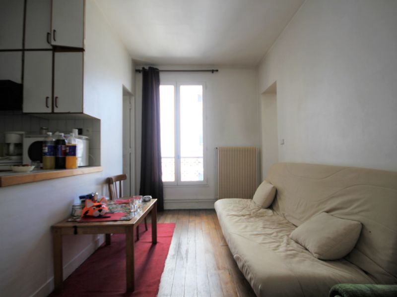 Sale apartment Paris 18ème 514 000€ - Picture 1