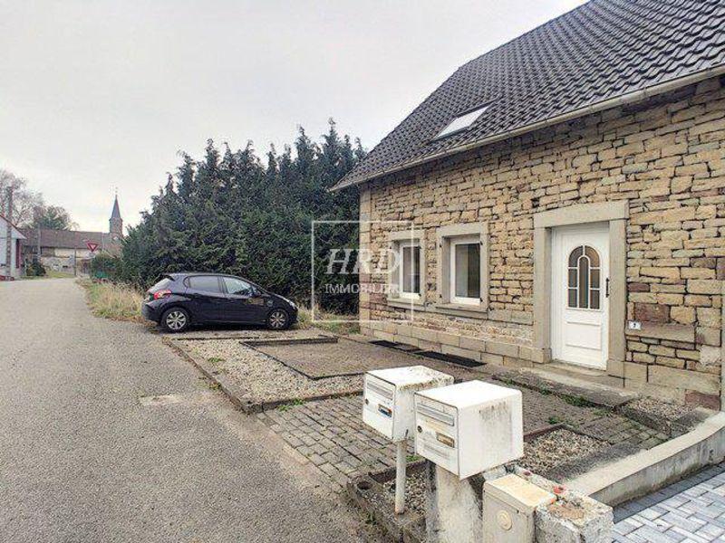 Sale house / villa Vescheim 180000€ - Picture 1