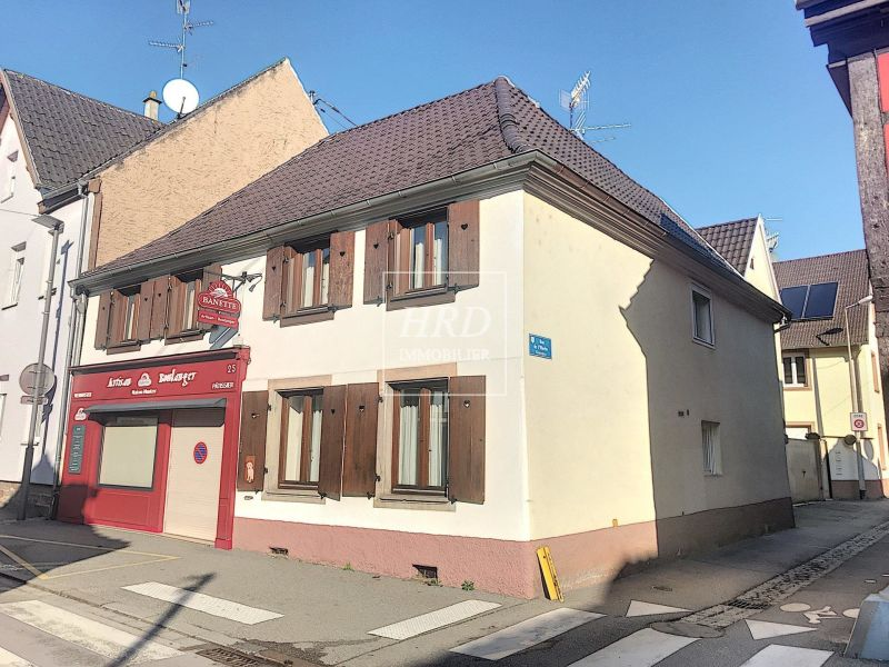 Vente local commercial Brumath 299 600€ - Photo 1