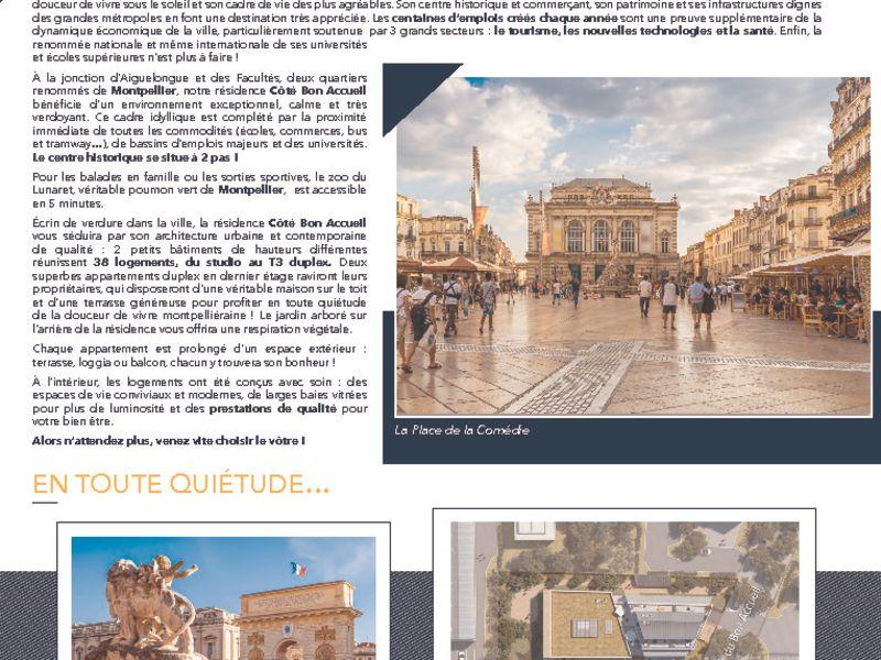 Vente neuf immeuble Montpellier  - Photo 6