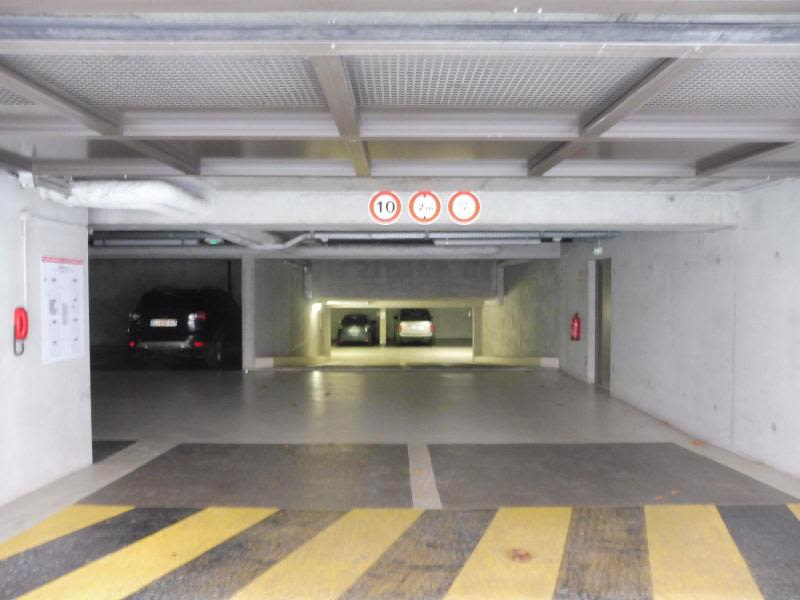 Location parking Lyon 100€ CC - Photo 1