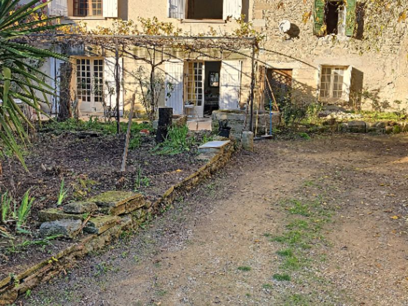 Vente maison / villa Barbentane 675000€ - Photo 2