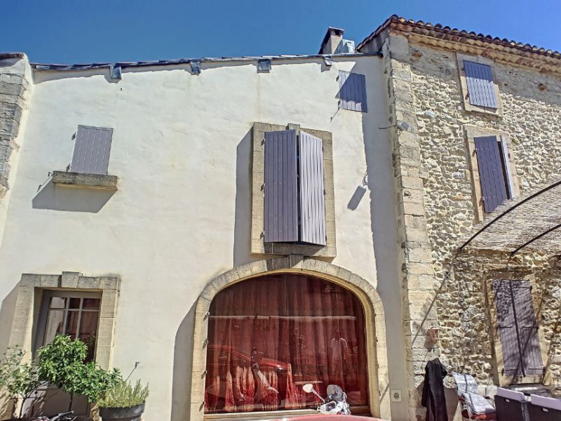 Revenda casa Aramon 458000€ - Fotografia 1