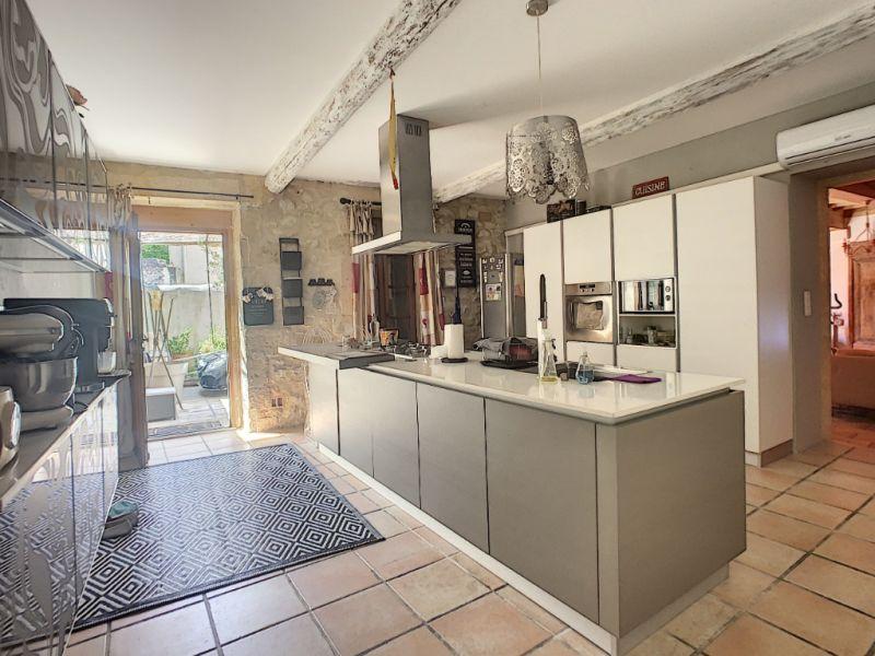 Vente maison / villa Aramon 458000€ - Photo 2