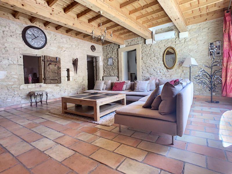 Vente maison / villa Aramon 458000€ - Photo 3