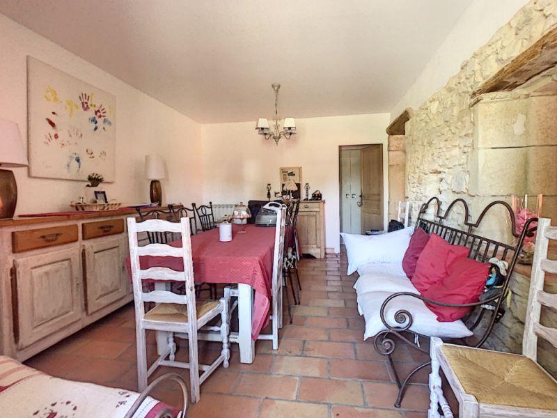 Vente maison / villa Aramon 458000€ - Photo 4