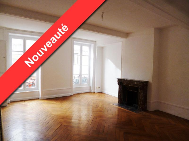 Location appartement Tarare 495€ CC - Photo 1