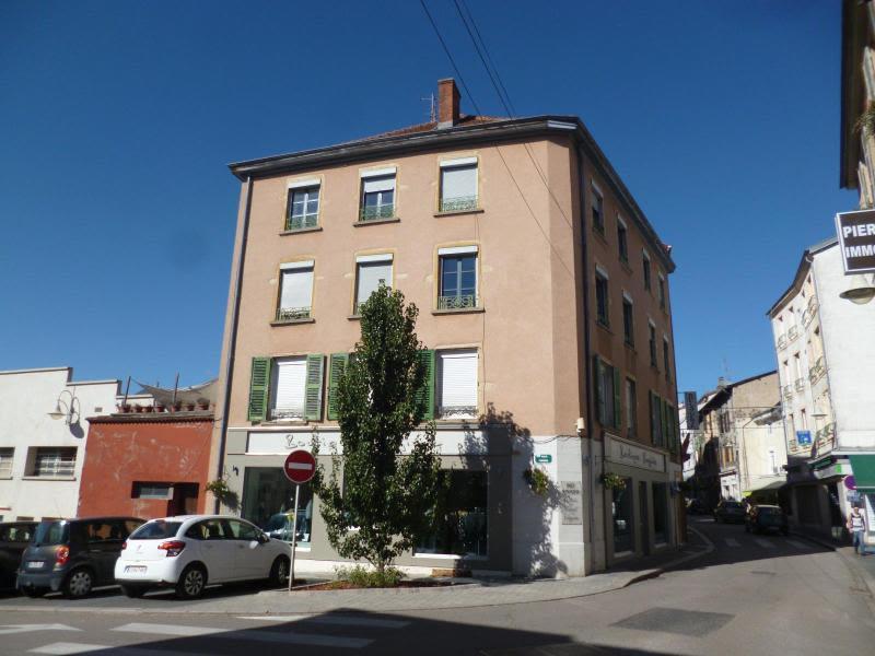 Location appartement Amplepuis 195€ CC - Photo 1
