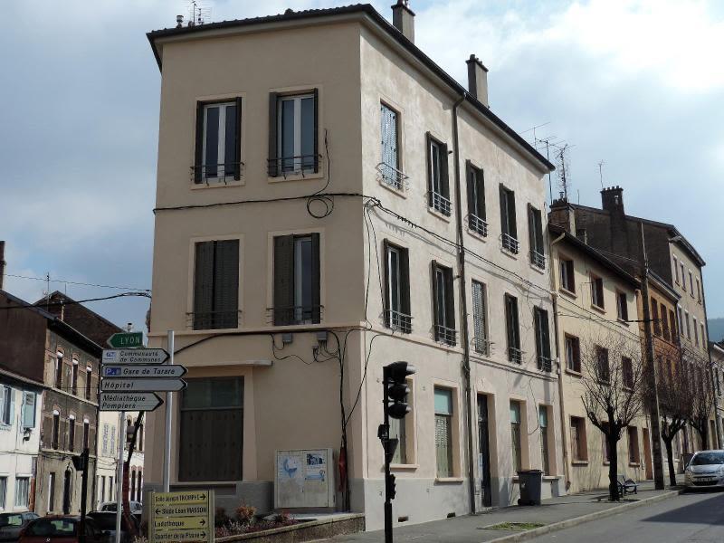Location appartement Tarare 305€ CC - Photo 1