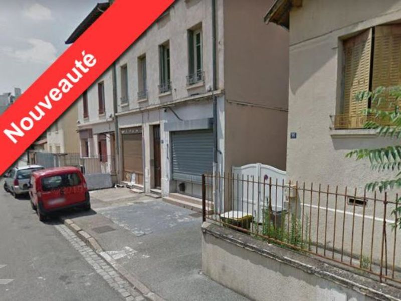 Location local commercial Lyon 358,33€ HC - Photo 1