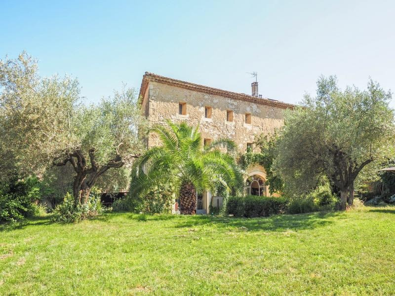 Vente maison / villa Uzes 650000€ - Photo 1