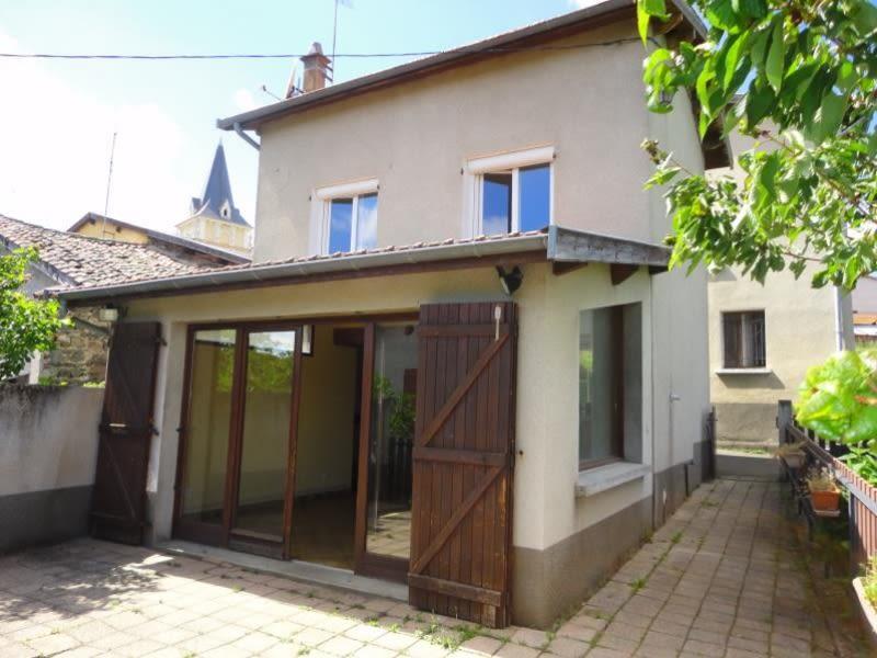 Vente maison / villa Brussieu 135000€ - Photo 1